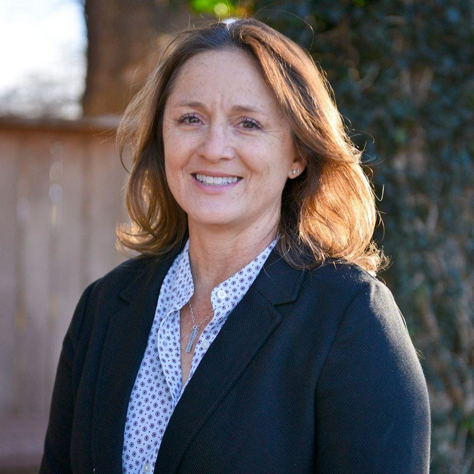 Photo -  Paula Lewis, candidate for OKCPS board chair [Photo provided]