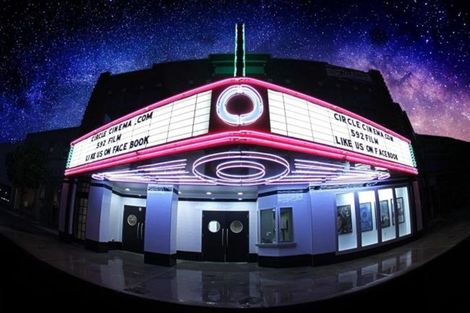 Photo -  Tulsa's Circle Cinema will be an official Satellite Screen for 2021 Sundance Film Festival. [Photo provided]