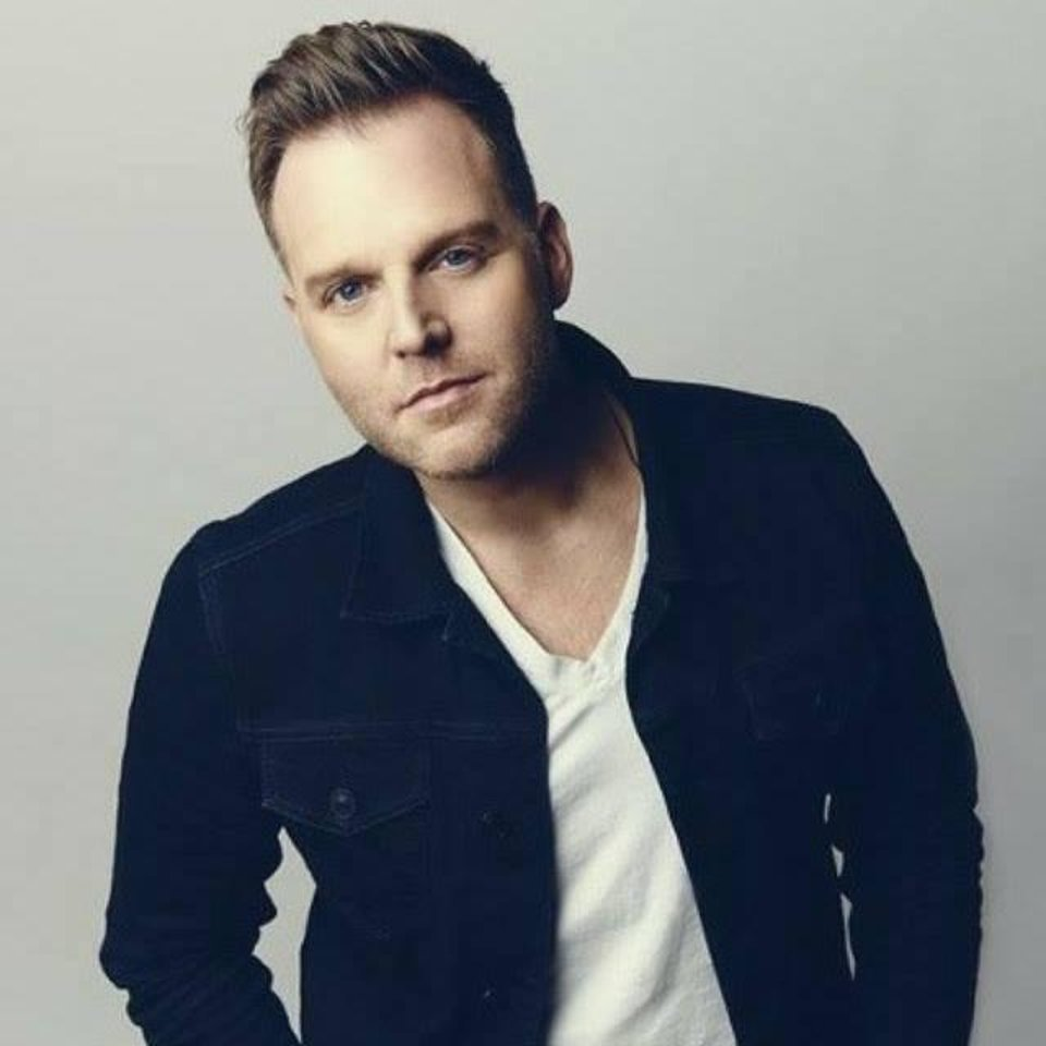 Photo - Matthew West. Photo provided