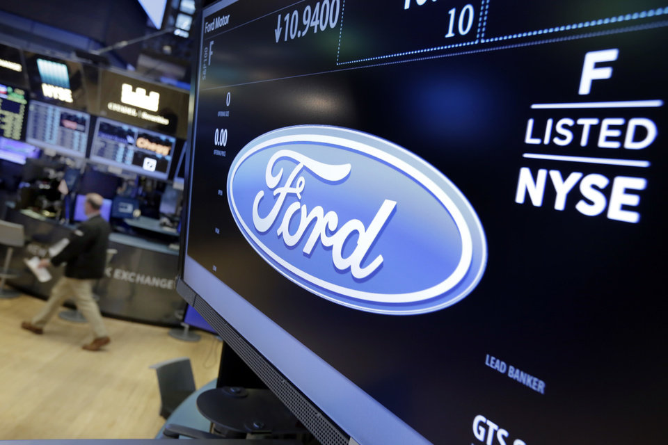 Ford to cut jobs as sales level off stock price lags for Ford motor company news headlines