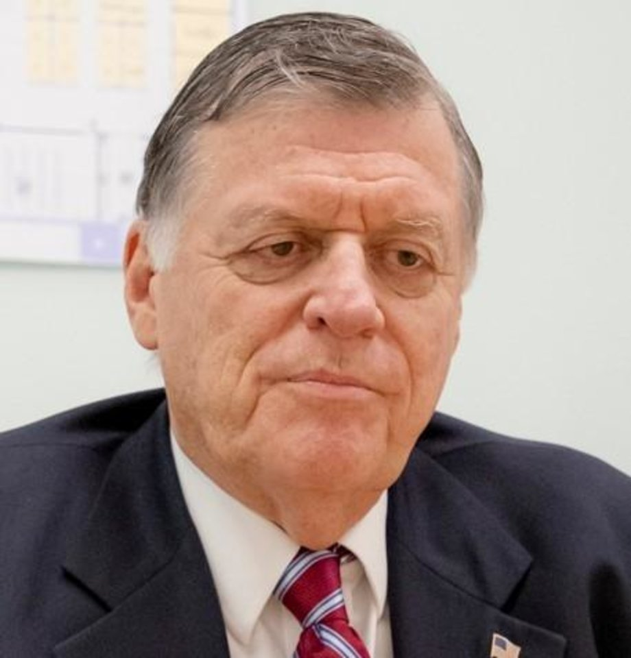 Photo -  U.S. Rep. Tom Cole