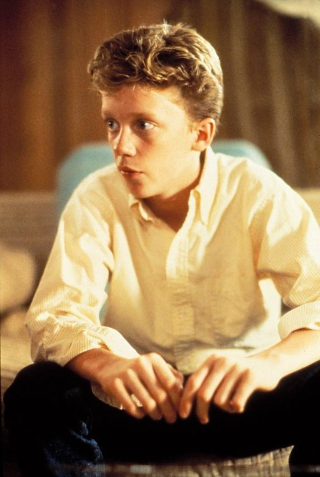 Photo - Anthony Michael Hall appears in the 1984 movie