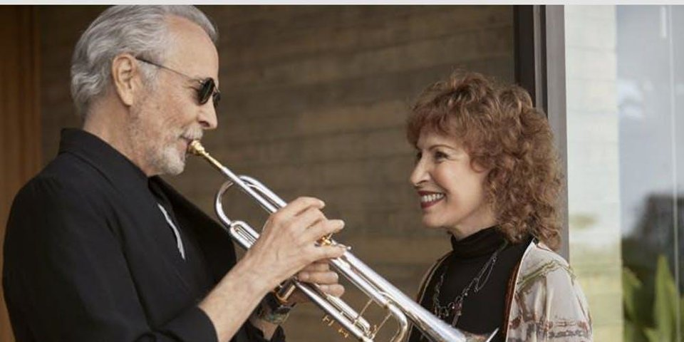 Photo - Herb Alpert and Lani Hall [Photo provided]