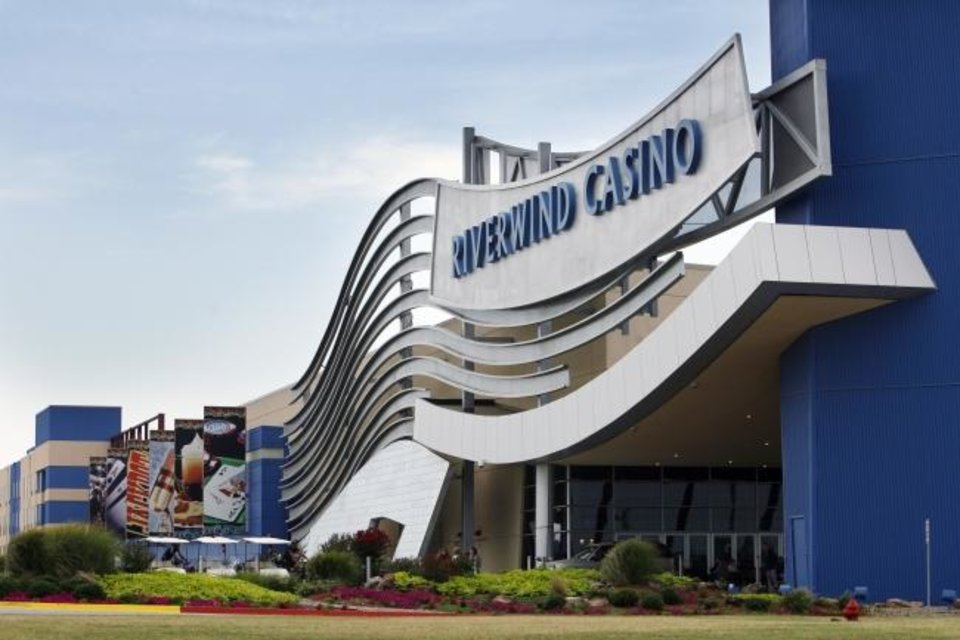 Photo -  Riverwind Casino. [Steve Sisney/The Oklahoman]