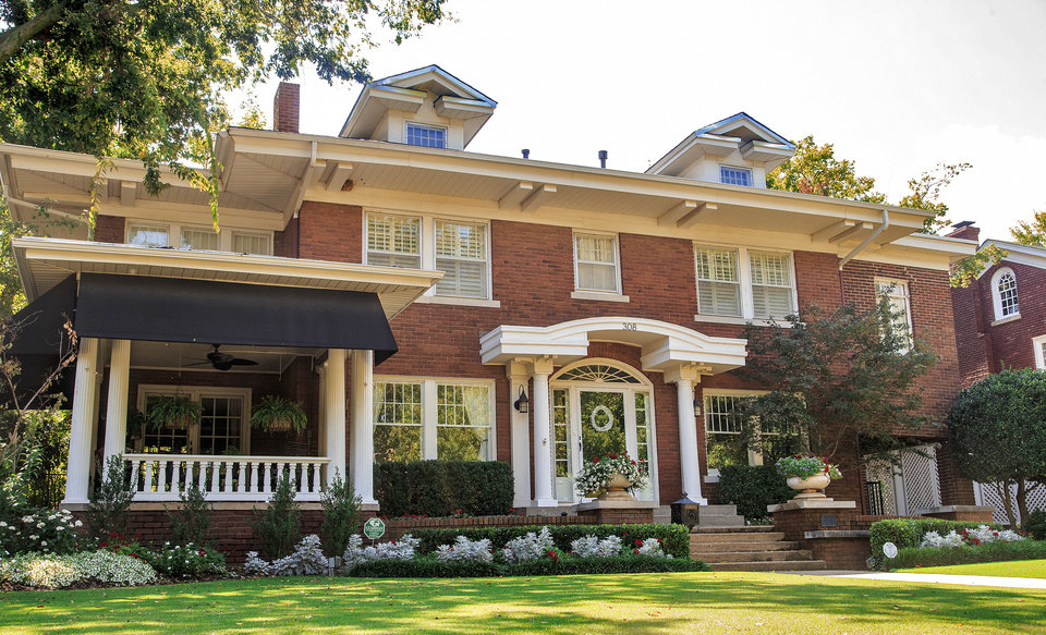 Next Weekend, Heritage Hills Home & Garden Tour In Oklahoma City