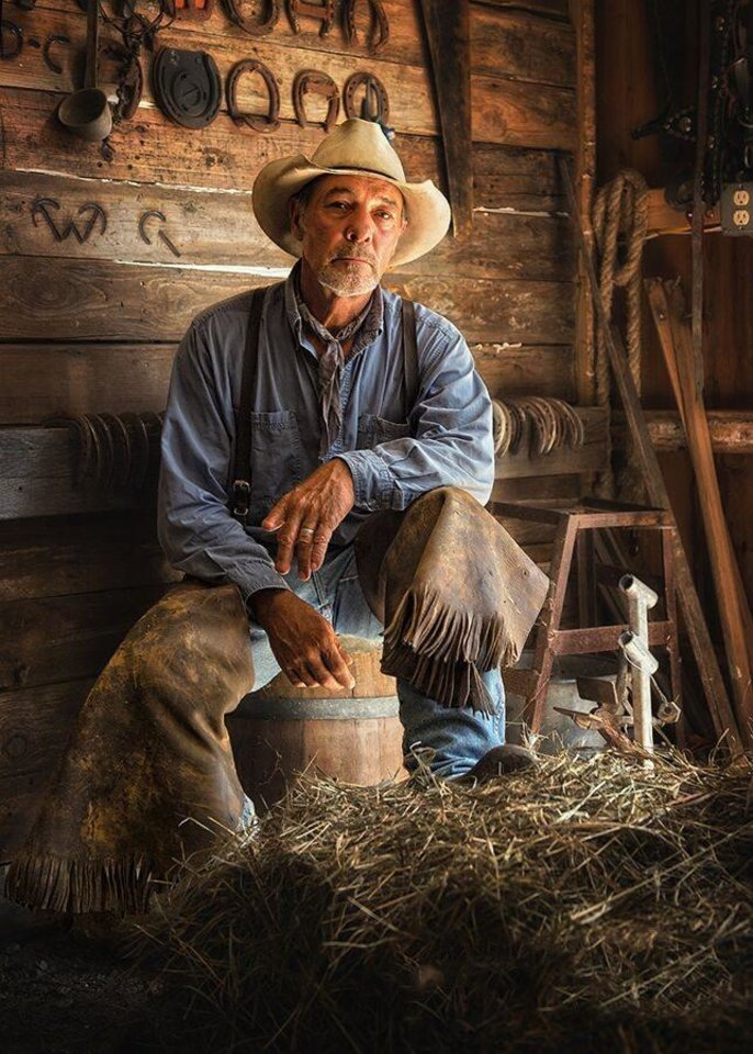 Photo -  Randy Cate will receive the 2018 Chester A. Reynolds Memorial Award, named in honor of the National Cowboy & Western Heritage Museum's founder. [Photo provided by the National Cowboy & Western Heritage Museum]