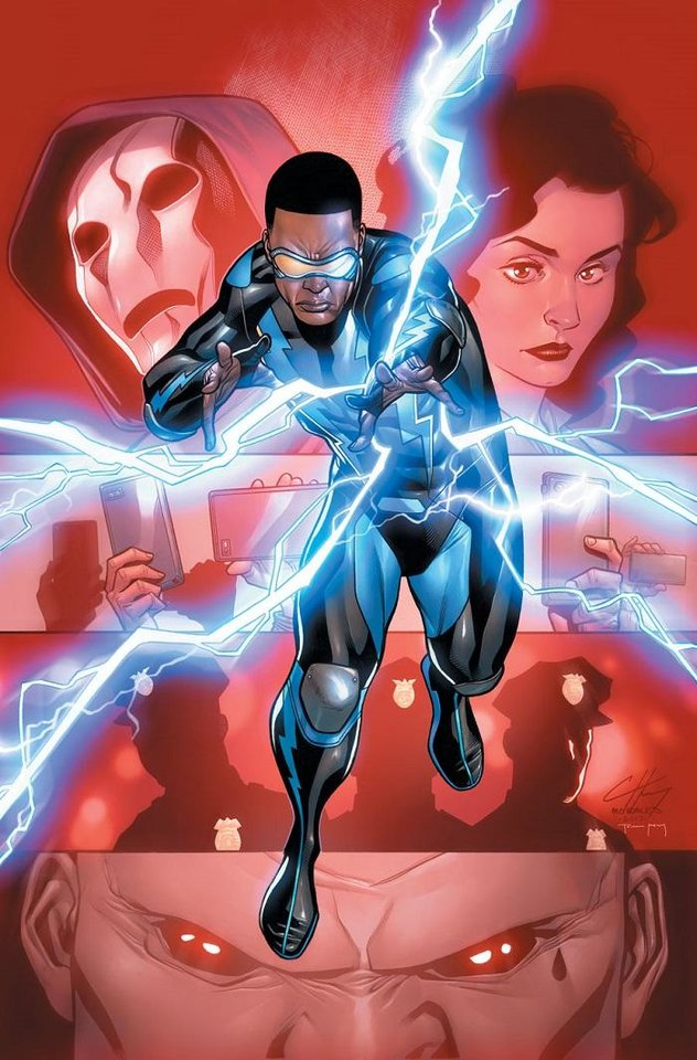 Photo - Art from Black Lightning: Cold Dead Hands