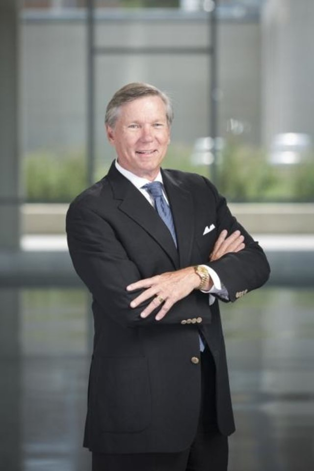 Photo -  Oklahoma Medical Research Foundation President Stephen Prescott, M.D. [Photo provided]