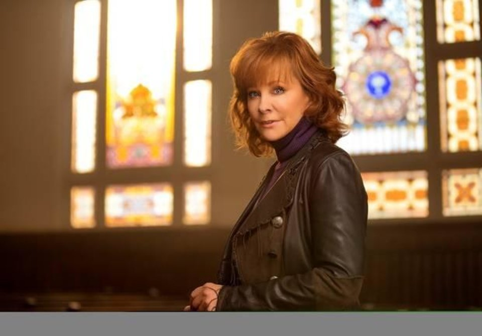 Photo - Reba McEntire. Photo provided