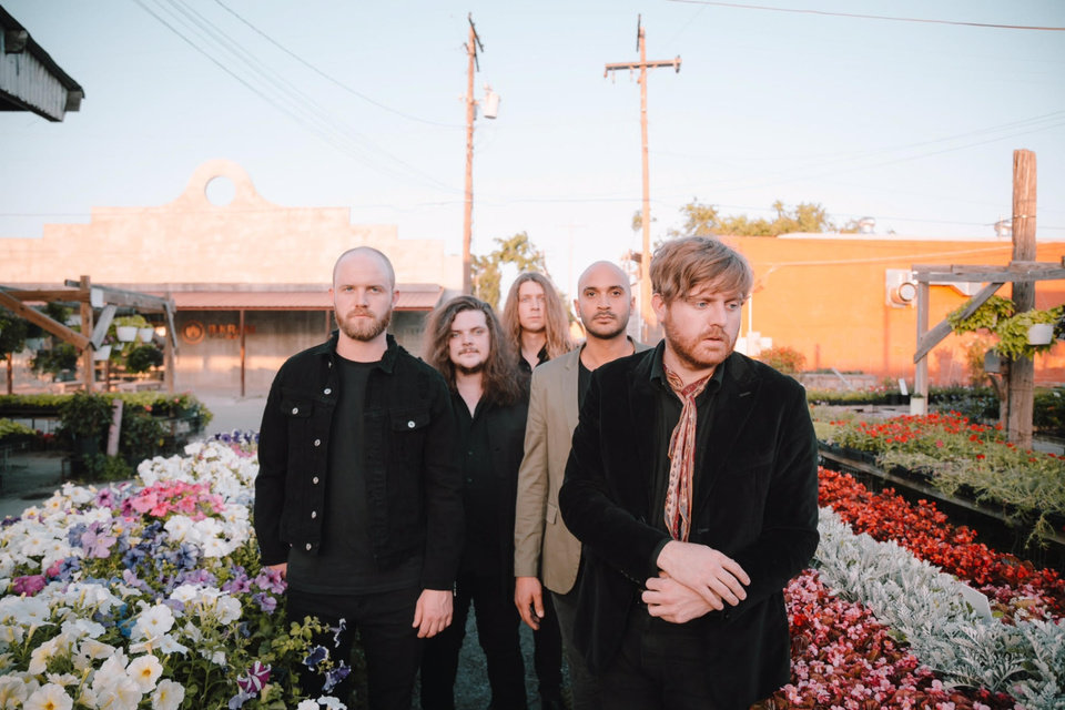Photo -  From left, Horse Thief is Alex Coleman, Cody Fowler, Zach Zeller, Alberto Roubert and Cameron Neal. [Photo provided by Daniel Mudliar]