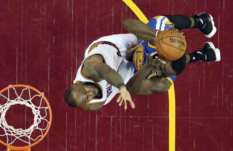 Warriors' Green will be on the court for this Finals Game 5 | News OK