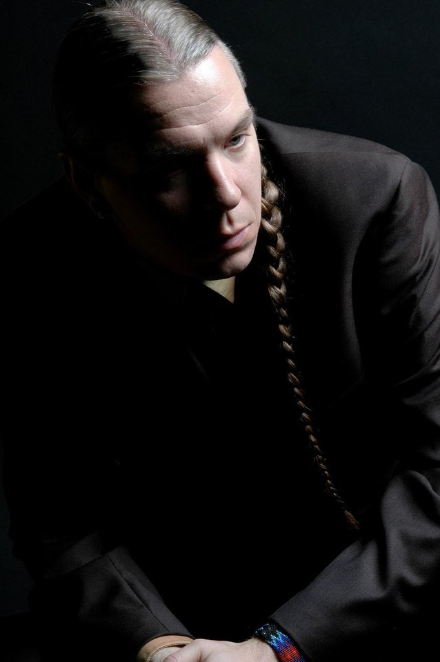 Photo - Jerod Impichchaachaaha' Tate is a Chickasaw classical composer based in Oklahoma City. [Photo provided]