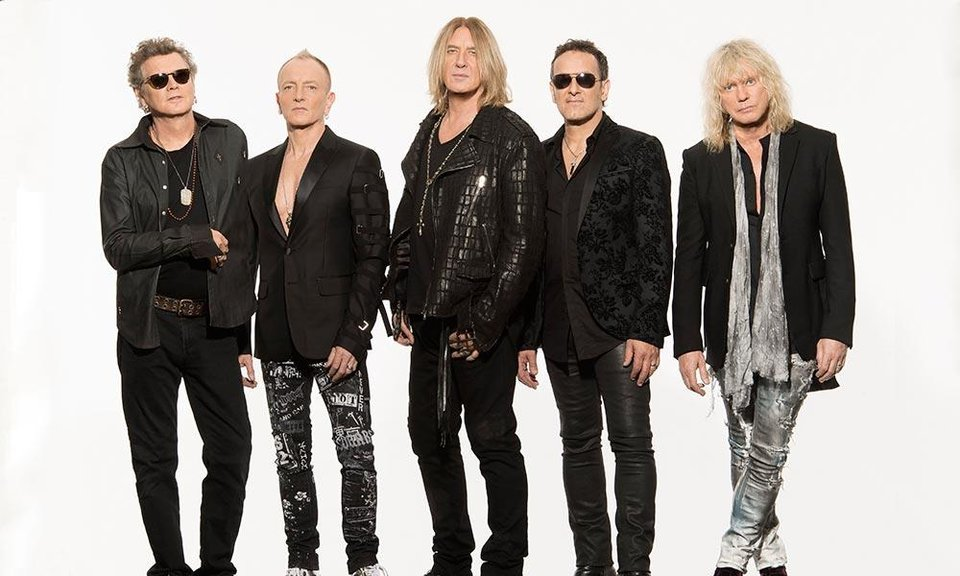 Photo - Def Leppard [Photo provided]
