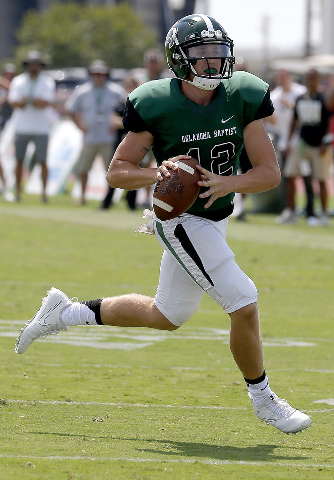 Football has invigorated Oklahoma Baptist University
