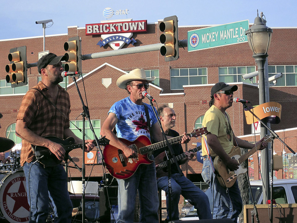 Concert Series 39 Lower Bricktown Live 39 Begins In Oklahoma City News OK