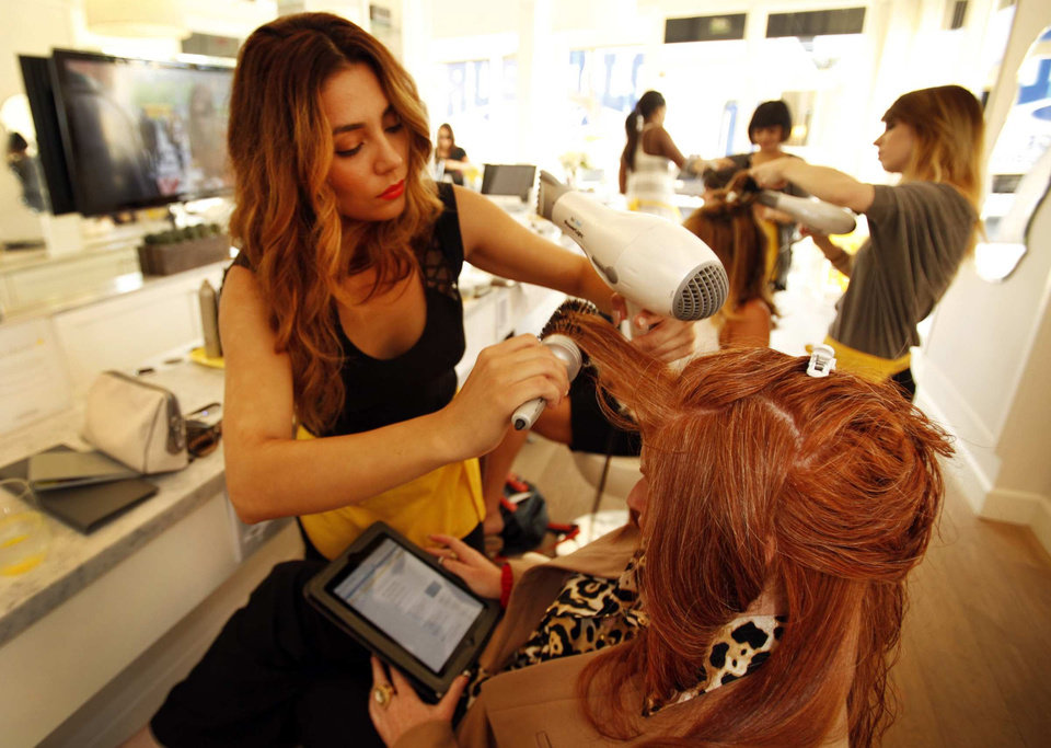 Blow-and-go hair salons are taking root | News OK