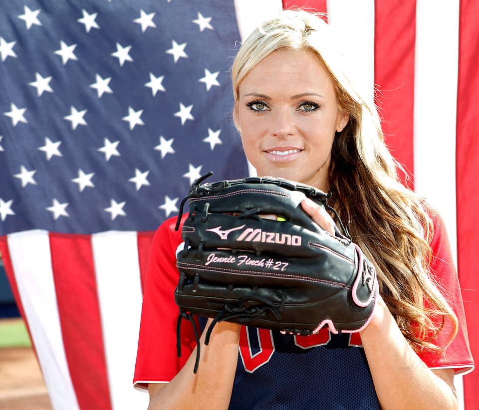 Jennie Finch Softball