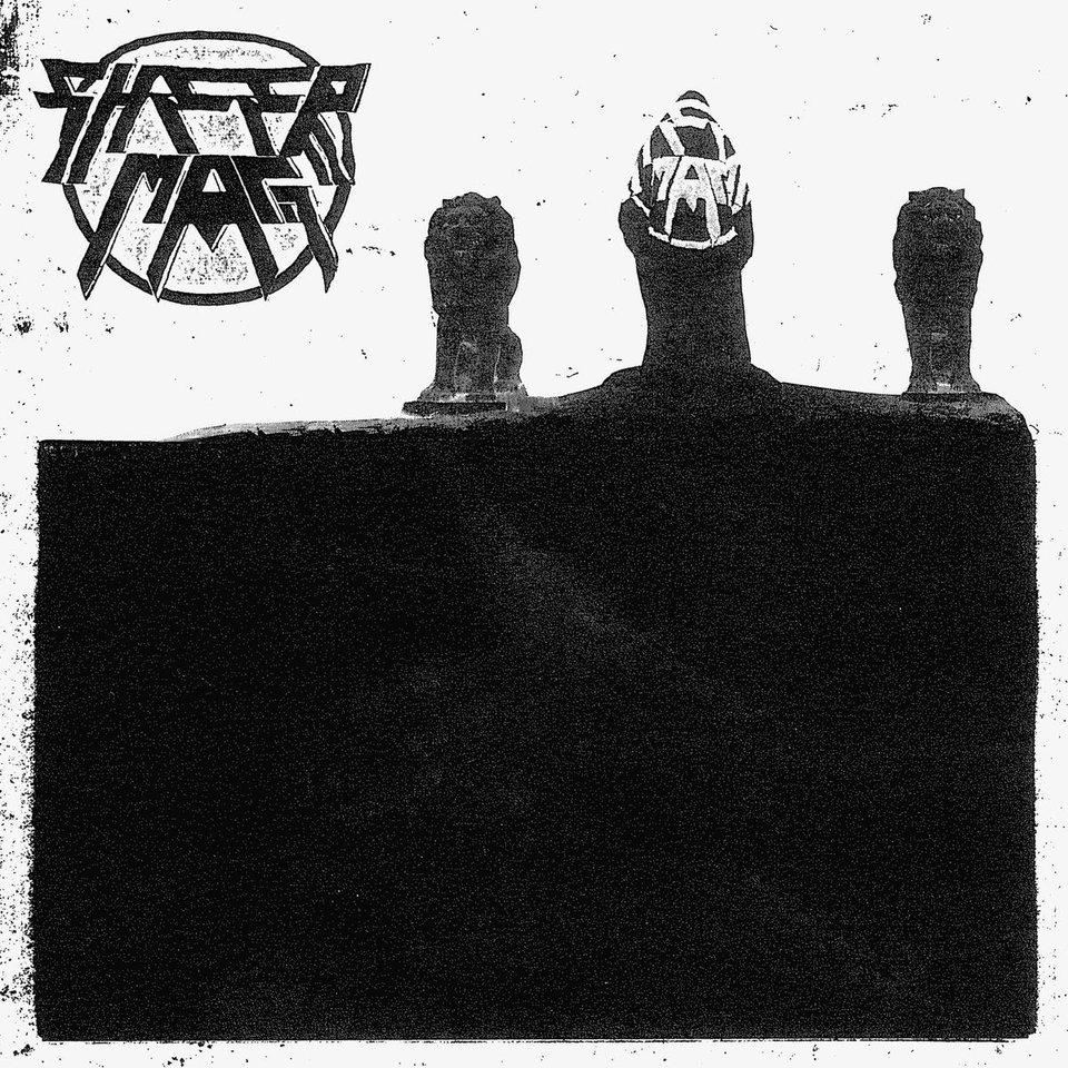 "Photo -  Sheer Mag's ""II"" 7"" cover. Photo provided"