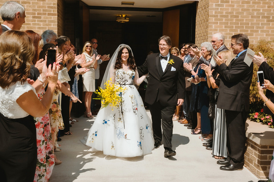 Photo - Mr. and Mrs. Robert Goddard Finley III. PHOTO PROVIDED BY CHOATE HOUSE