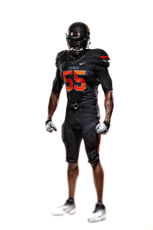 best website 6be50 707f2 Photos: Oklahoma State football team unveils new uniforms ...