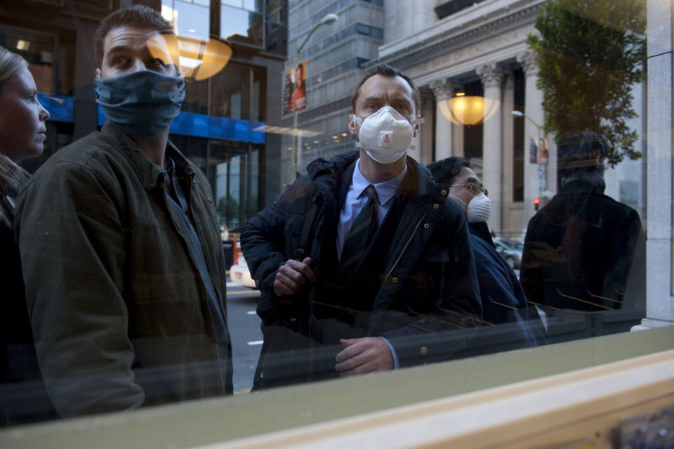 Movie Review Contagion