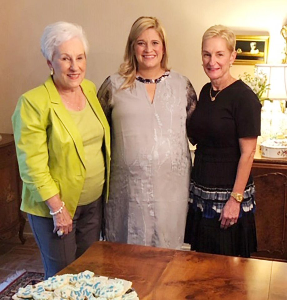 Photo - Nancy Ellis, Sarah Brown Bolding, Kathy Brown. PHOTO PROVIDED