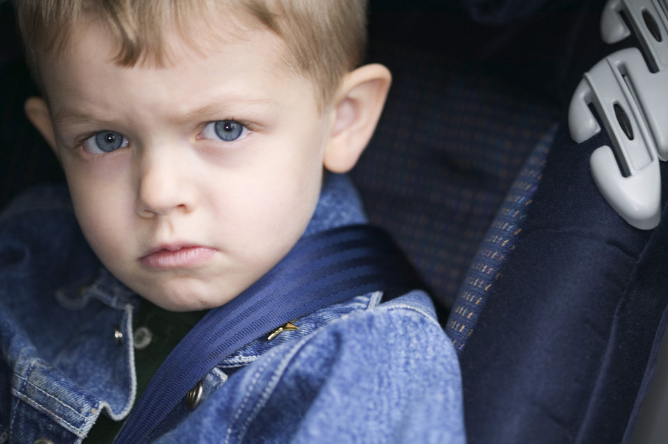 Photo - Children often can't advocate for themselves when they are in the car with an impaired driver.