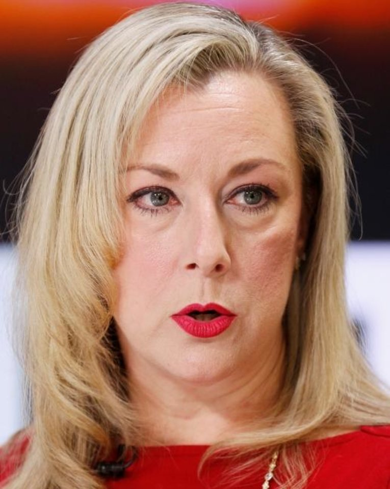 Photo -  Rep. Kendra Horn