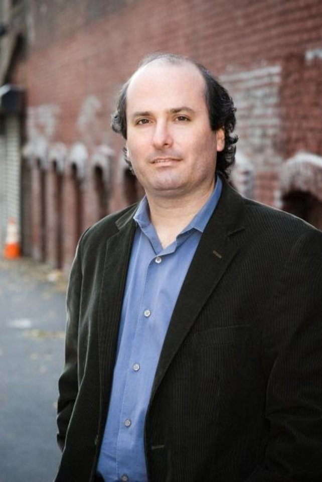 Photo - David Grann, author, Lost City of Z
