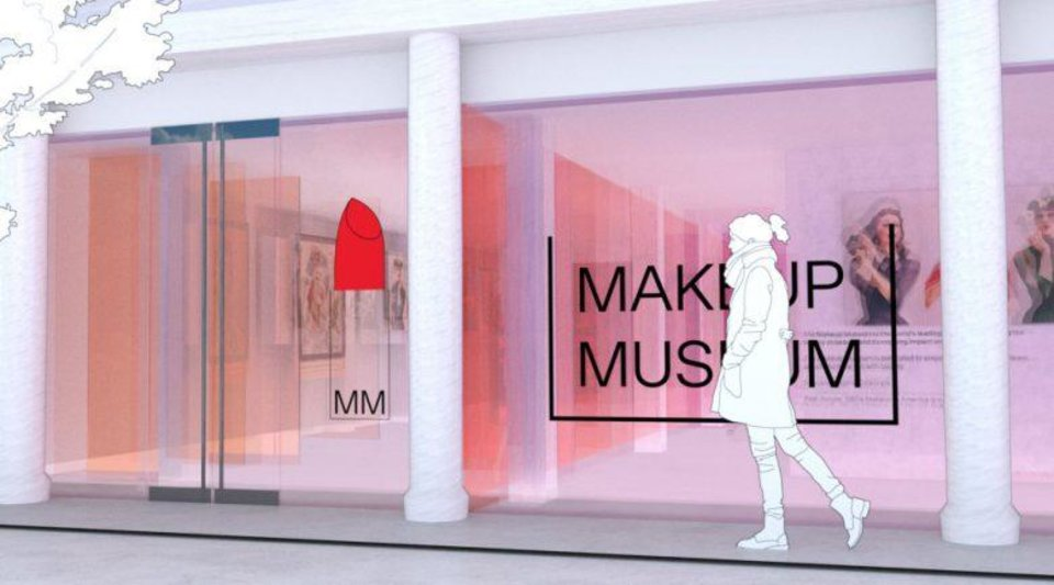 Photo - The Makeup Museum flagship opening in New York is on hold, but now there's an opportunity to learn more about its first collection.