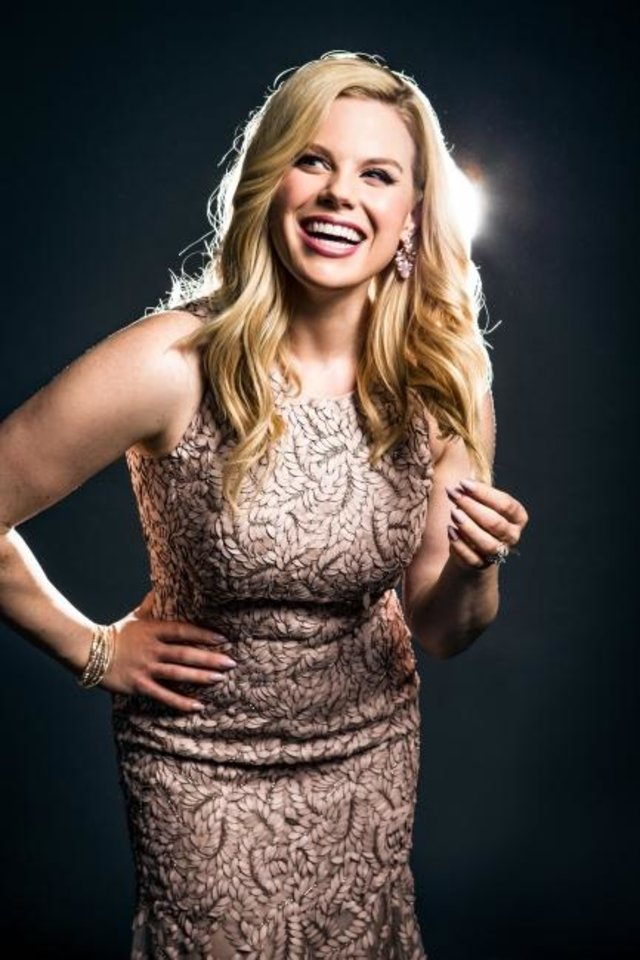 Photo -  Megan Hilty [Photo provided]