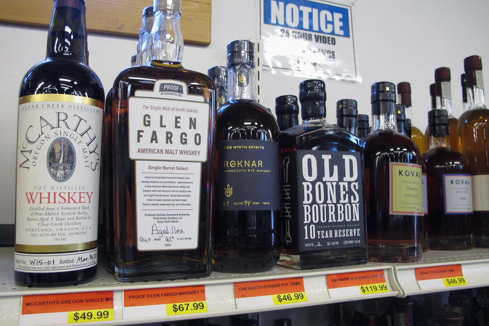 A Glen By Any Other Name Fargo Whiskey Survives Scotch Test News Ok