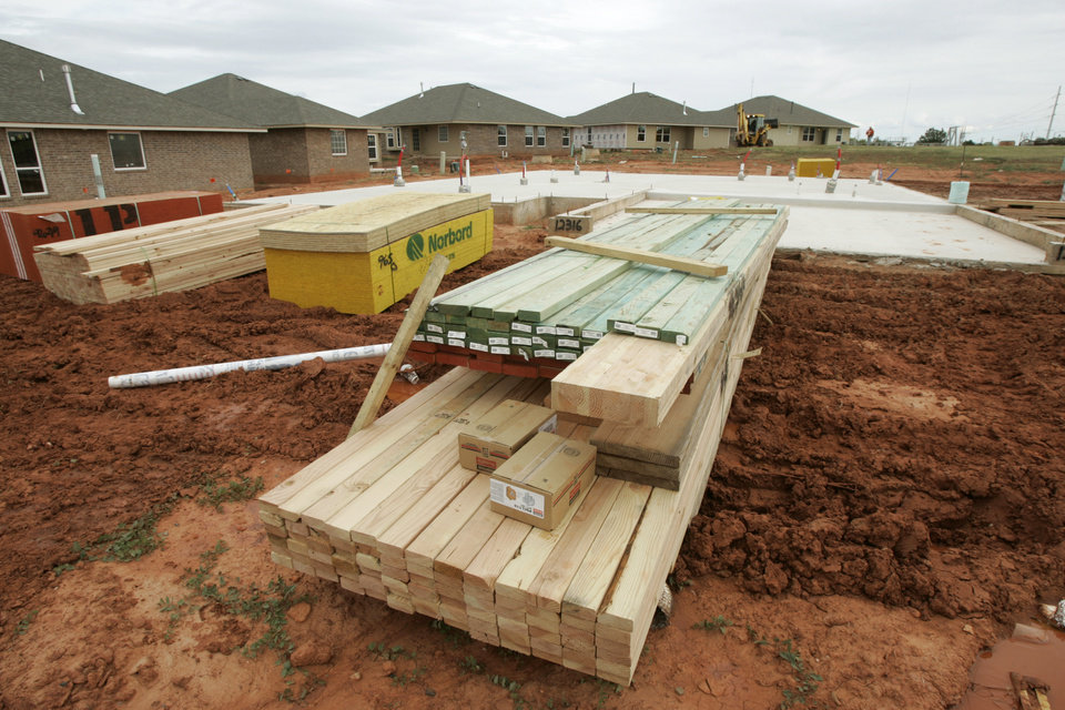 Many Oklahoma Builders With Stand Credit Collapse News Ok