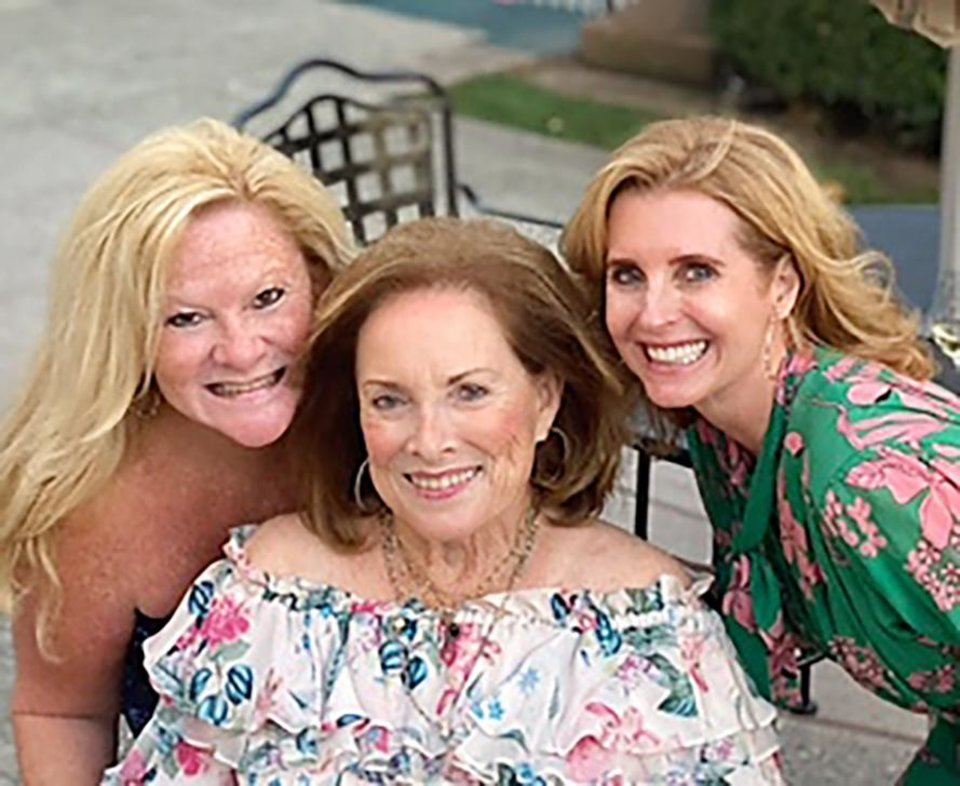Photo - Erin Fitzgerald, SoRelle Fitzgerald, Molly Ross Fuhrman. PHOTO PROVIDED