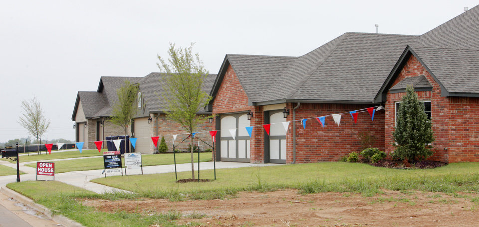 Parade of homes good for builders realtors in oklahoma for New home builders okc