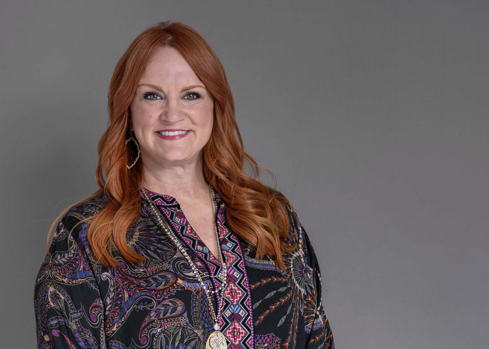 Photo -  FILE - This Oct. 21, 2019 file photo shows TV personality Ree Drummond posing for a portrait to promote her new cookbook