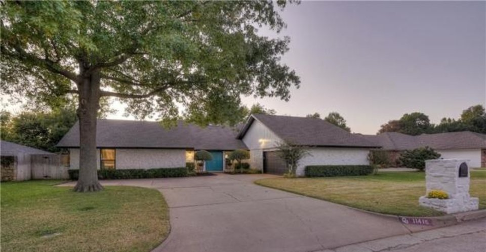 Photo -  The Listing of the Week is at 11415 Red Rock Road. [PHOTO PROVIDED]