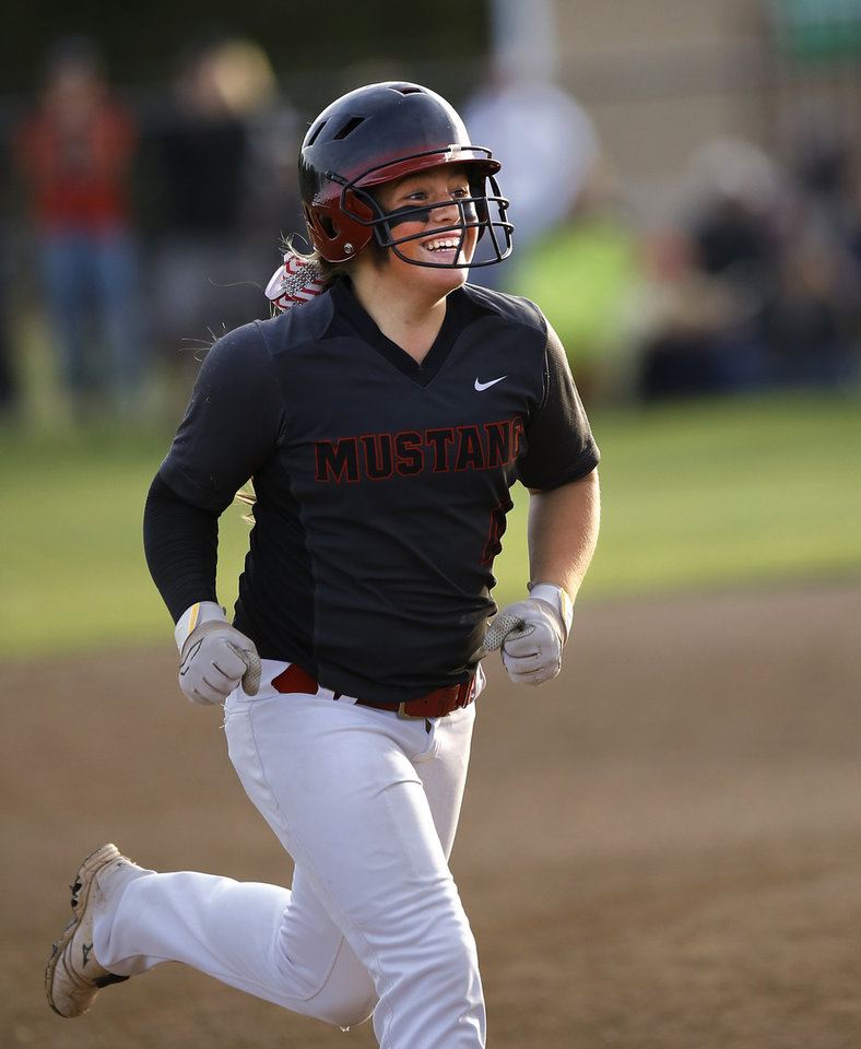 Class 4A state softball: Emily Cerny throws one-hitter to ...