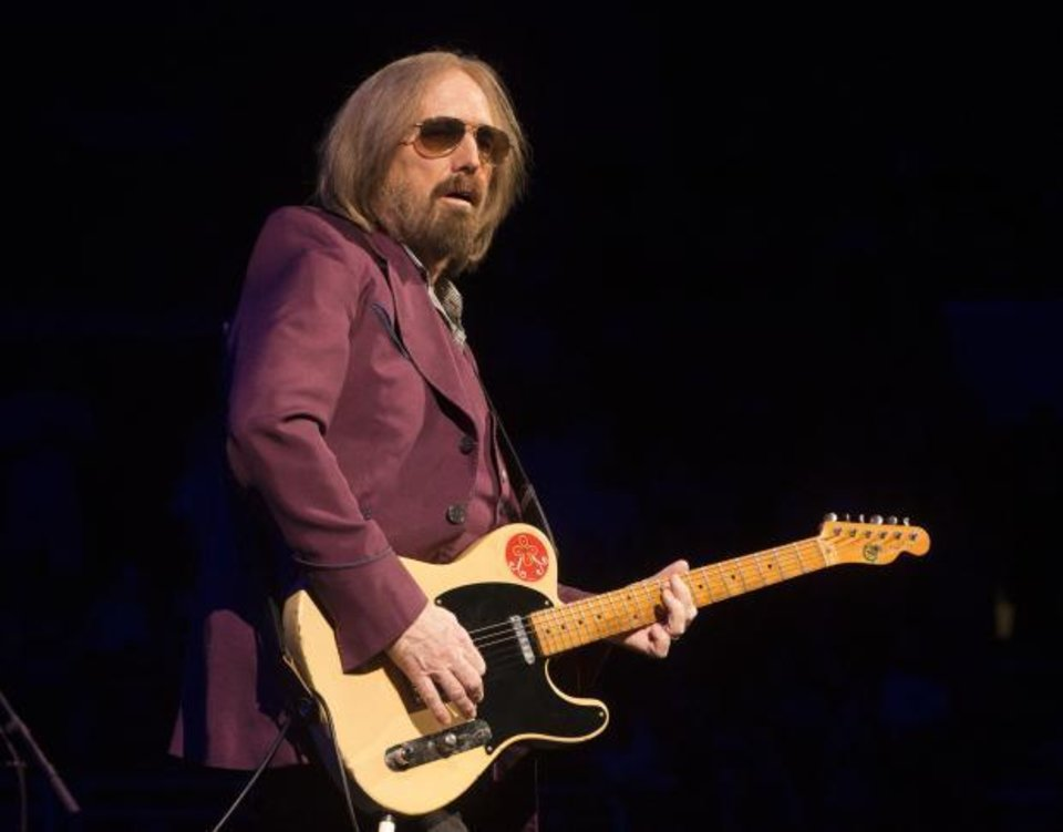 TURNS OUT Florida's Legendary Rocker Tom Petty Is Really Dead After All