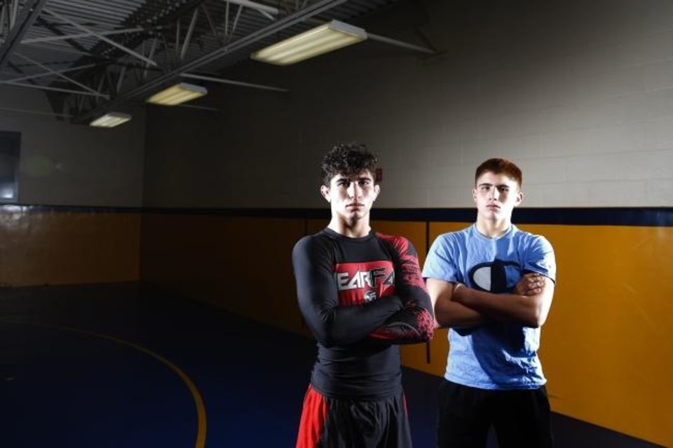 Oklahoma High School Wrestling Ferrari Brothers Making Their Presence Known In Debut Season With Stillwater Article Photos