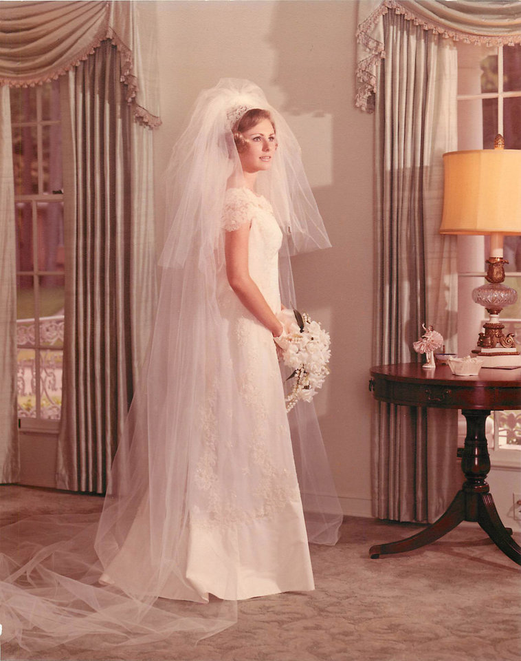 Wedding Gowns Through The Decades Photo Gallery