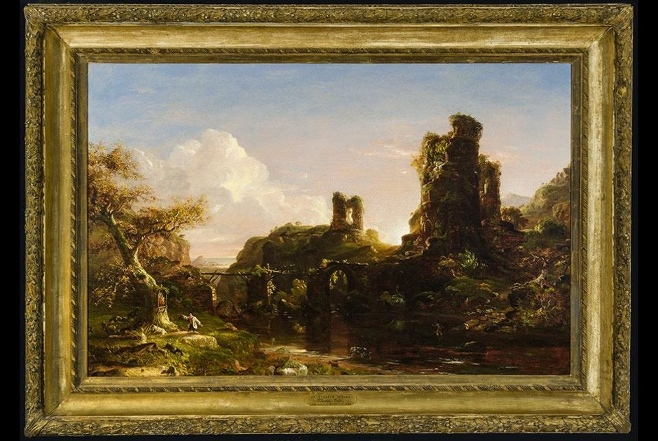 Photo - The Oklahoma City Museum of Art has acquired Thomas Cole's (American, 1801–1848)