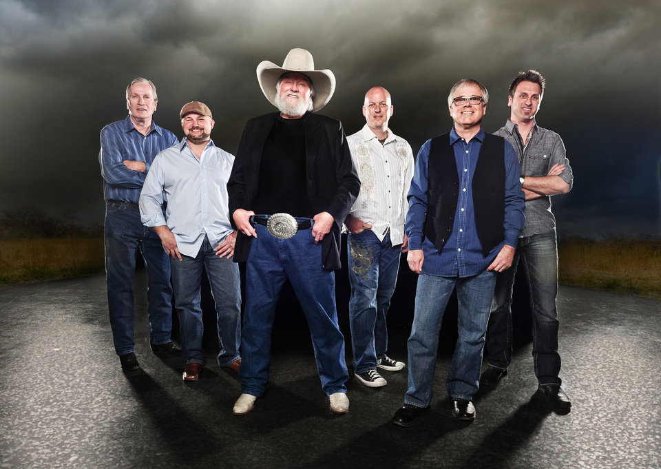 Photo -  The Charlie Daniels Band will perform at the Oklahoma State Fair on Saturday, the same day the frontman and his wife, Hazel, will celebrate their 50th wedding anniversary. Photo provided