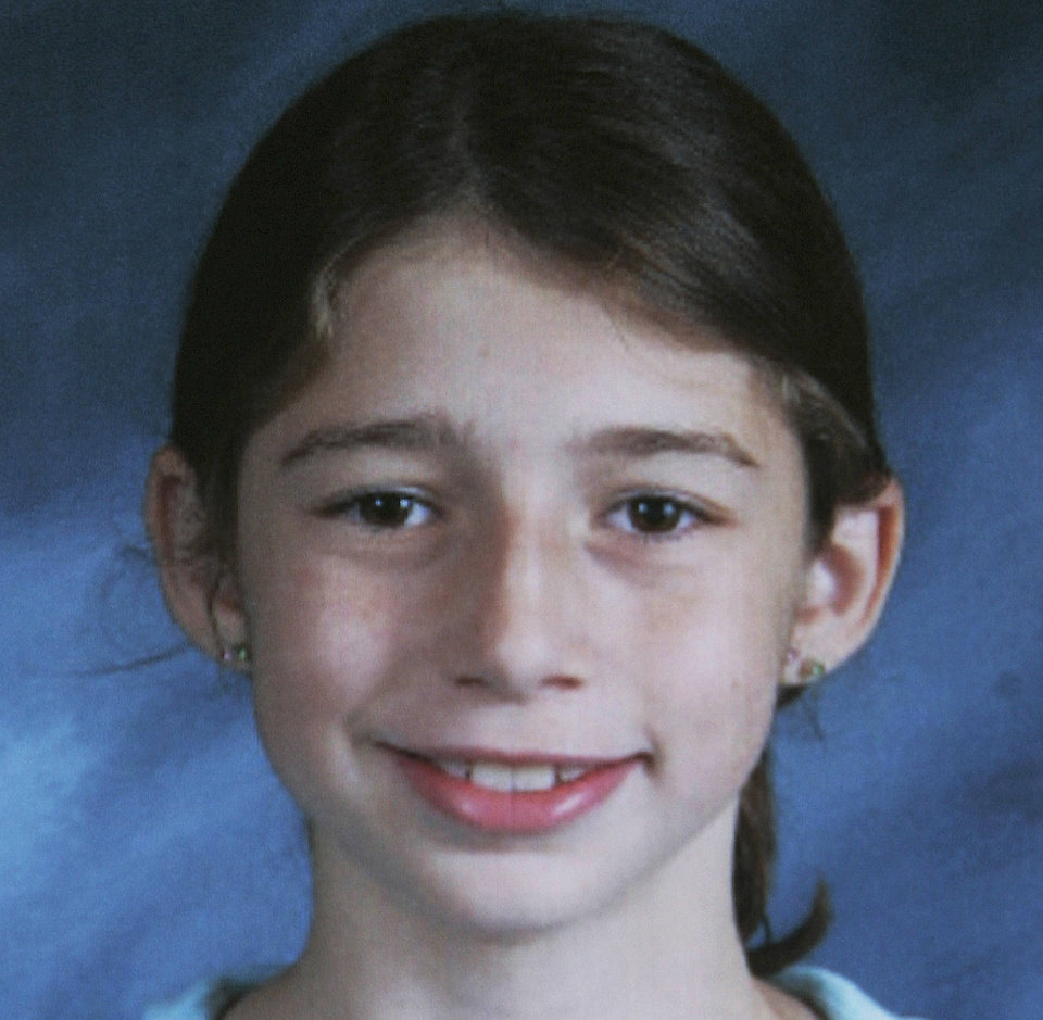 Photo - Skyla  Whitaker The two girls were found shot to death in 2008 on a dirt road near Weleetka.  Ruth Kelly Studio -  AP