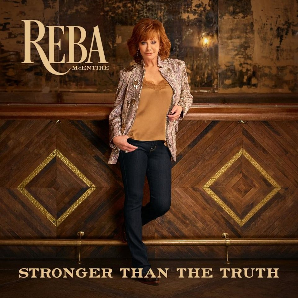 Photo - Reba McEntire is releasing her new album