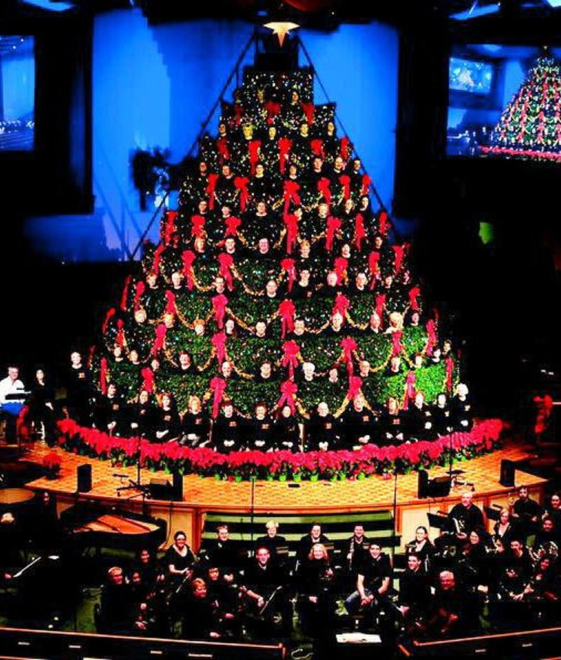Going on: Christmas events at Oklahoma City-area churches