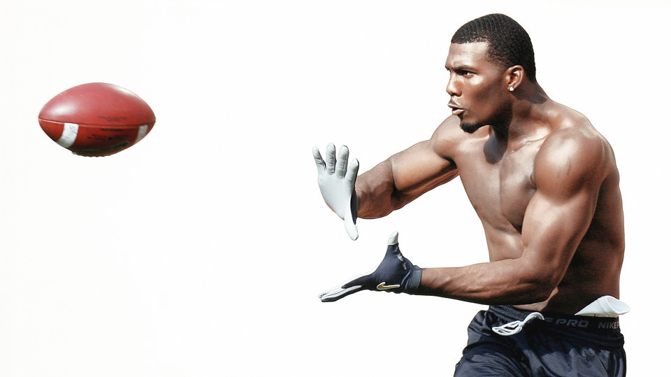 Catching Up With Osu Wide Receiver Dez Bryant Article Photos