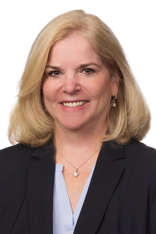 Photo -  Elizabeth L. Dalton is a business and health law attorney with McAfee & Taft.