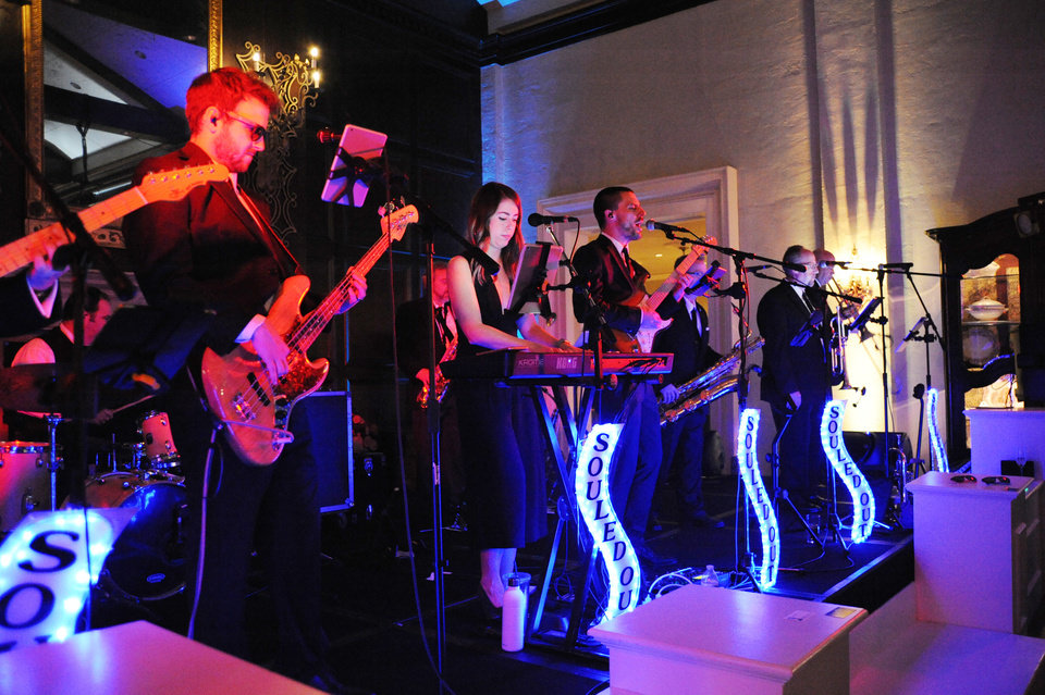 Photo - Souled Out Band. PHOTO PROVIDED