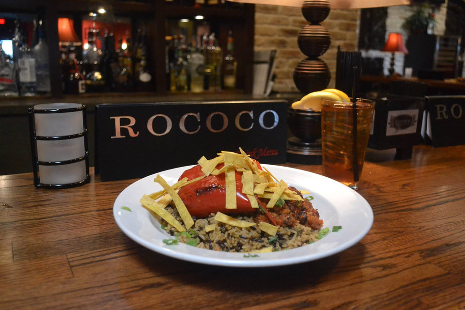 Photo - Give somebody a gift certificate to a local restaurant like Rococo.